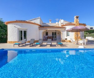 House   Javea 6 persons - dishwaher p0