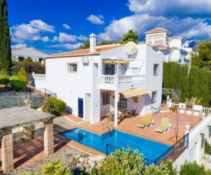 House   Nerja 8 persons - private pool p0