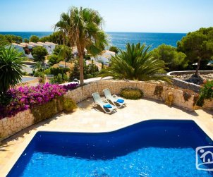 House   Benissa 8 persons - private pool and beautiful sea view p0