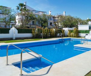 House   Marbella 4 persons - comunal pool p0