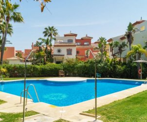 House   Estepona 10 persons - comunal pool p1