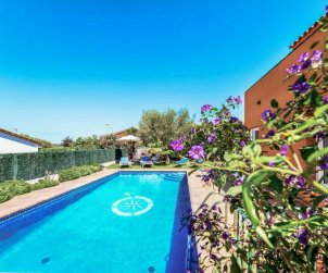House   Begur 8 persons - private pool p2