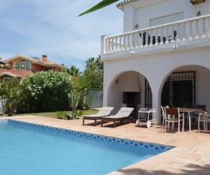 House   Marbella 6 persons - panoramic sea view p1