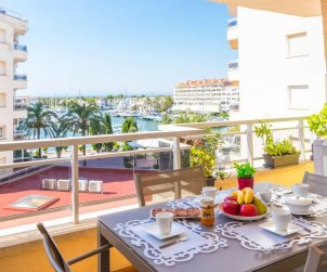 Flat   Empuriabrava 4 persons - dishwaher p0