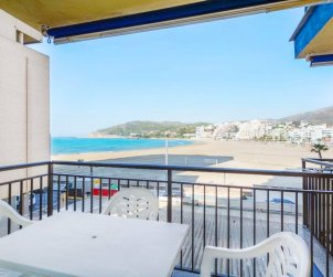 Air-conditioned Flat Oropesa del Mar 4 persons - panoramic to the sea p0