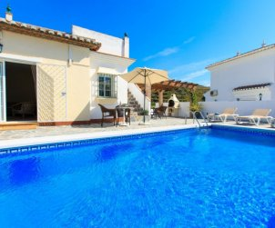 House   Nerja 10 persons - private pool p0