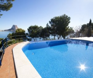 Flat   Calpe 6 persons - comunal pool p0