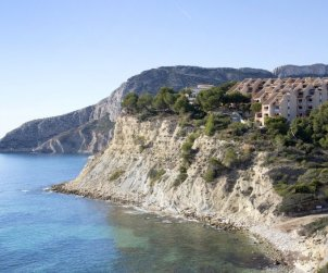 Flat   Calpe 6 persons - comunal pool p1