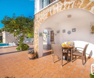 House  in Calpe  for 4 persons with private pool and Wifi  p2