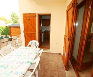 House  in Ametlla de Mar  for 6 persons with private pool and close to the sea  p1