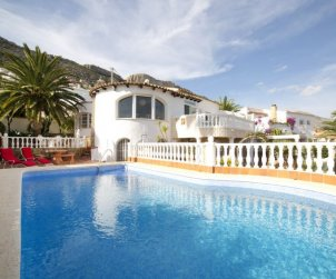 House   Calpe 8 persons - private pool p2
