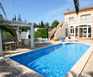 House  in Ametlla de Mar  for 8 persons with private pool  p0