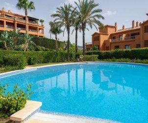Flat   Estepona 4 persons - comunal pool p1