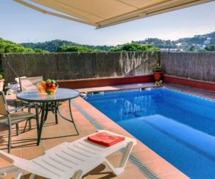 House   Begur 6 persons - private pool p2