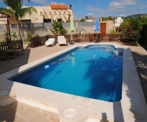 Villa  in Ametlla de Mar  for 8 persons with private pool and close to the sea  p1