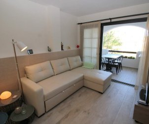 Flat  in L'Escala  for 5 persons with shared pool and sea view  p2