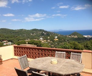 House   Begur 8 persons - dishwaher and sea view p1