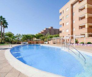 Apartment  in Oropesa del Mar  for 4 people with shared pool p1
