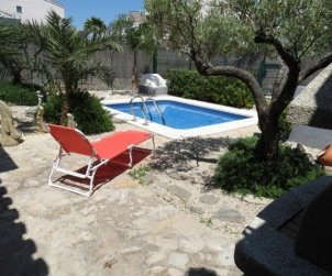 Villa  in Peniscola  for 6 persons with private pool  p1