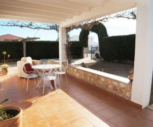 House  in Ametlla de Mar  for 6 persons with private parking and near sea  p1