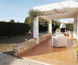 House  in Ametlla de Mar  for 6 persons with private parking and near sea  p2