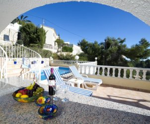 House   Benissa 6 persons - private pool p1