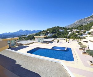 Flat   Altea 4 persons - comunal pool p1