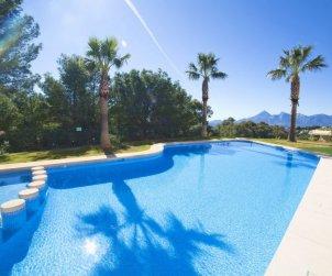Flat   Altea 4 persons - comunal pool p2