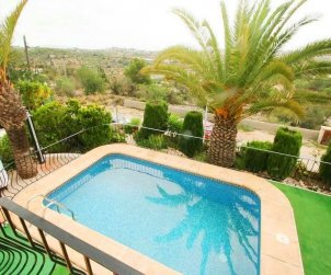 Villa  in Benissa  for 4 persons with private pool and air conditioning  p1