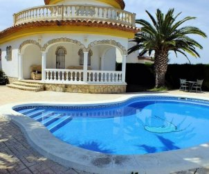 House   Miami Platja 6 persons - private pool p0