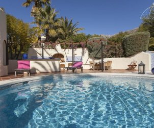 House   Altea 6 persons - private pool and sea view p1