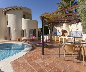 House   Altea 6 persons - private pool and sea view p2
