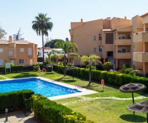 House   Marbella 6 persons - comunal pool p1