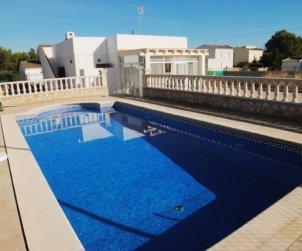 Villa  in Ametlla de Mar  for 6 persons with private pool  p0