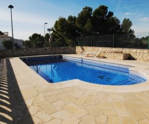 Villa  in Ametlla de Mar  for 6 persons with private pool  p1