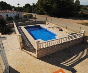Villa  in Ametlla de Mar  for 6 persons with private pool  p2