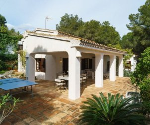 House   Moraira 10 persons - dishwaher p0