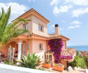 House   Llançà 6 persons - panoramic sea view p0