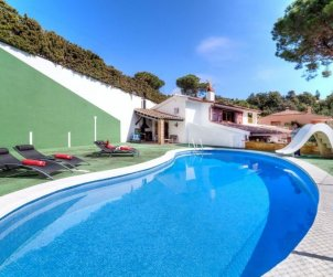 House   Tossa de Mar 6 persons - private pool p0