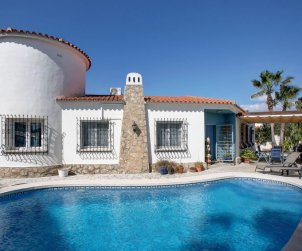 House   Denia 5 persons - private pool p0