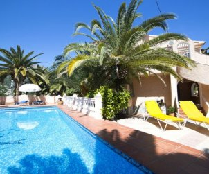 Flat   Calpe 4 persons - comunal pool p0