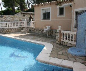 House  in Denia  for 6 persons with private pool  p2