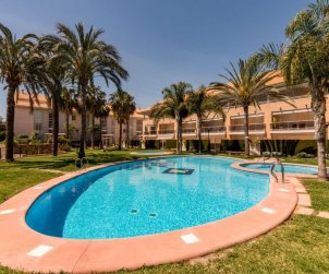 Flat   Javea 6 persons - comunal pool p1