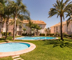 Flat   Javea 6 persons - comunal pool p2