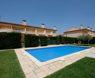 House   Miami Platja 6 persons - comunal pool p0