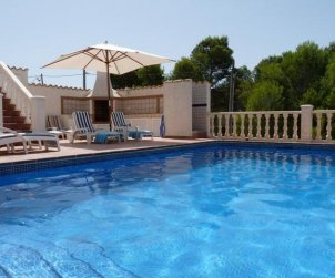 House   Altea 6 persons - private pool, sea view and air conditioning p0