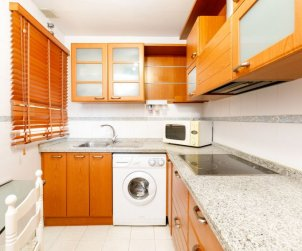 Flat   Rincón de la Victoria 4 persons - washing machine p1