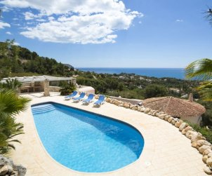 House   Altea 8 persons - private pool p1
