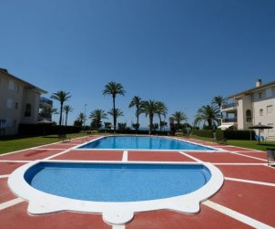 Flat   Cambrils 6 persons - comunal pool p1