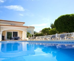 House   Calpe 8 persons - private pool p0